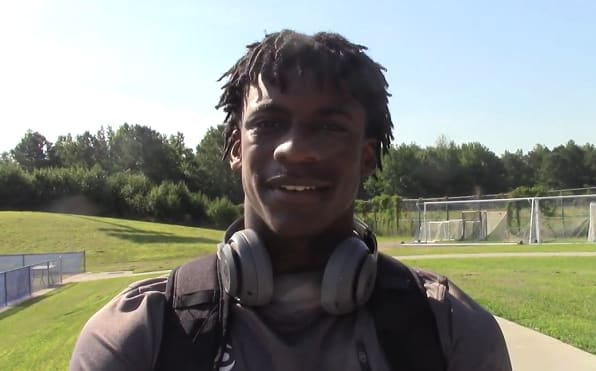5-star CB Virginia native Tony Grimes ipledged for the Heels just last month.