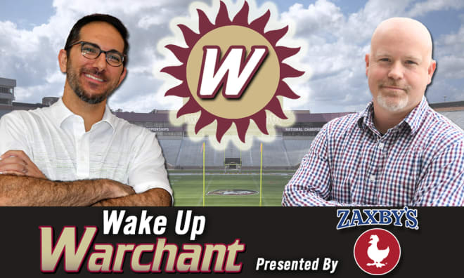 Corey and Aslan talk Florida State football, basketball, baseball and recruiting on Wake Up Warchant sponsored by Zaxby's.