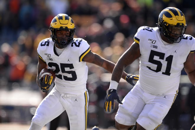TheWolverine - Michigan Wolverines Football: Top Five Players Of The Game