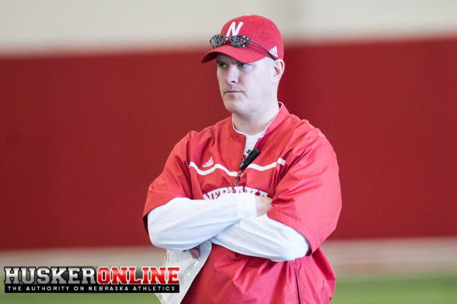Nebraska's coaching staff is still unsure whether it will hold a live scrimmage on scrimmage.