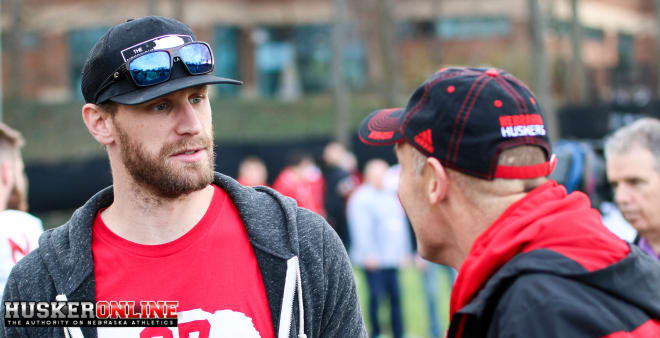Chase Rice and Mike Riley