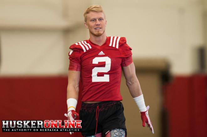 Wide receiver Zack Darlington