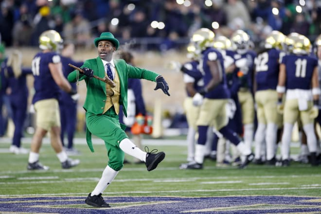 Notre Dame's 277-game sellout streak came to an end this year.