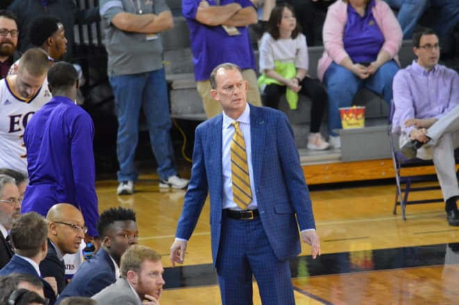 East Carolina announced this year's basketball schedule on Friday.