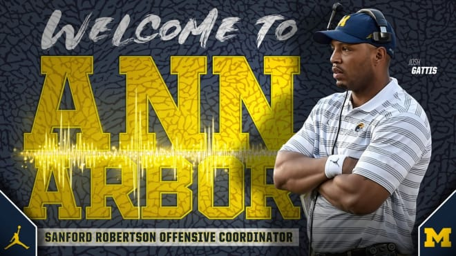 Michigan Makes Surprising Offensive Coordinator Hire