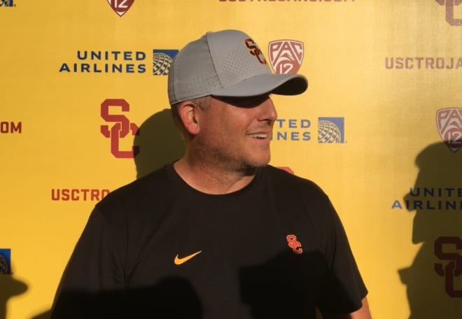 TrojanSports - Day 7 Footnotes: Standouts and highlights from USC's first scrimmage