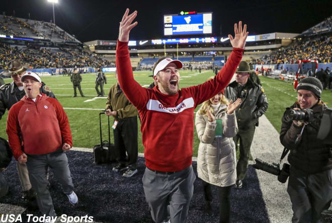 Oklahoma makes Lincoln Riley one of nation's highest-paid coaches with extension