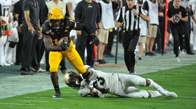 ASUDevils - Defensive struggles lead to the first loss of the season for the Sun Devils