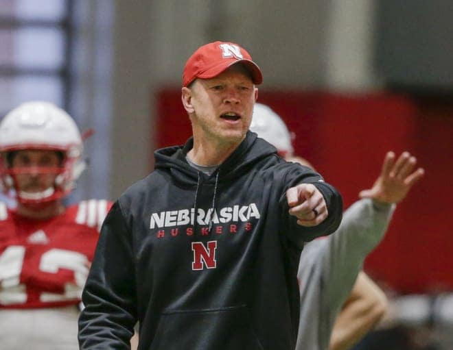 Scott Frost is in the process of changing the culture at Nebraska.