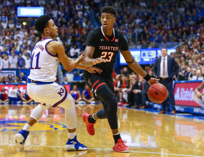Kansas Jayhawks vs. Texas Tech Red Raiders, 2/23/19 Predictions & Odds