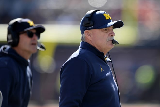 Michigan Wolverines defensive coordinator Don Brown has his defense playing at a high level late in the season.