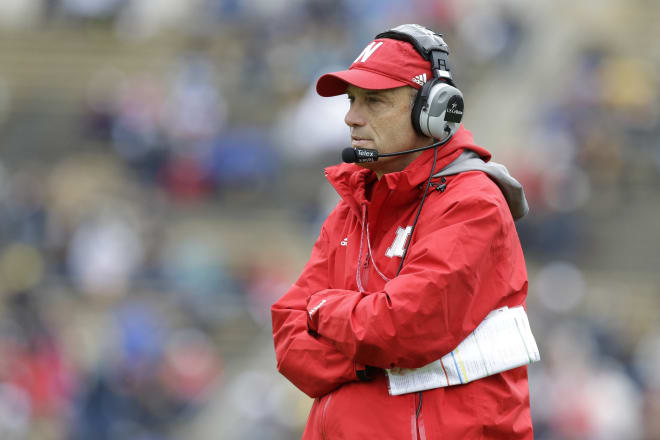 Mike Riley gave his final thoughts gong into Nebraska's regular-season finale at Iowa.