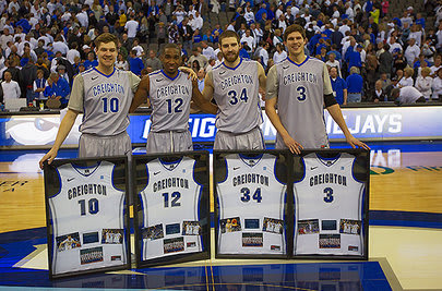 Creighton Basketball Team
