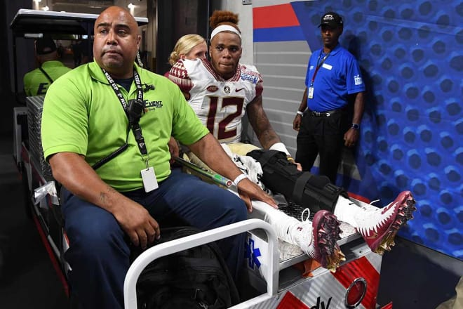 Redshirt sophomore quarterback Deondre Francois will reportedly miss the rest of the season.