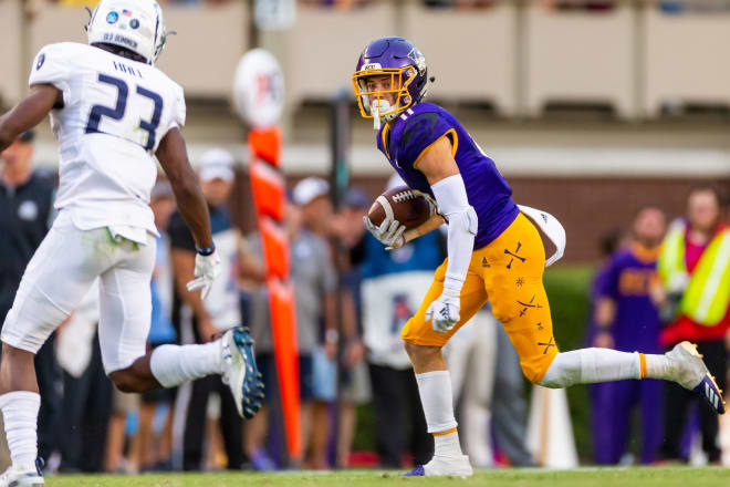 Blake Proehl and East Carolina face a stiff test when they host Temple Thursday night at 8 o'clock on ESPN.