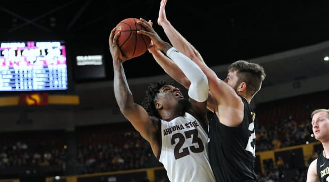 ASUDevils - ASU's offensive rhythm AWOL in loss to Colorado