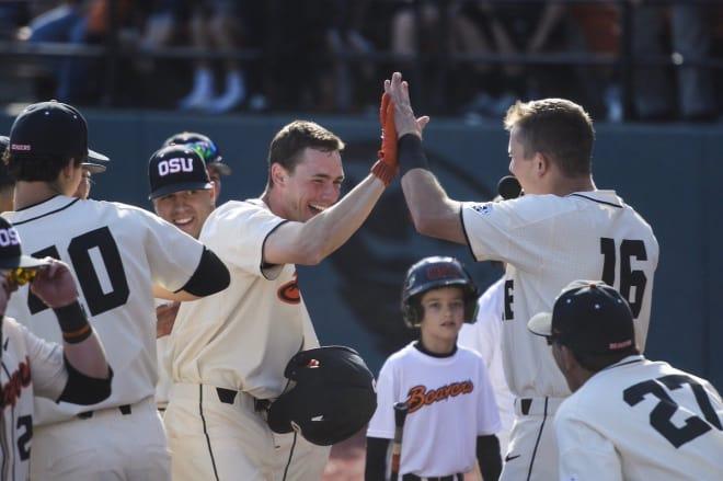 NCAAM Baseball Recap: Oregon State vs Oregon