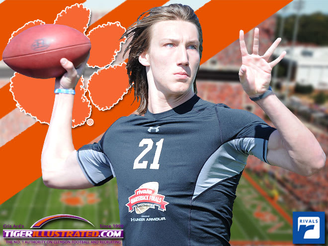 Rivals.com - No. 1 overall junior, QB Trevor Lawrence ...