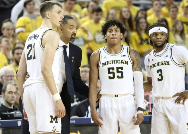 Where Michigan basketball ranks in latest AP Top 25