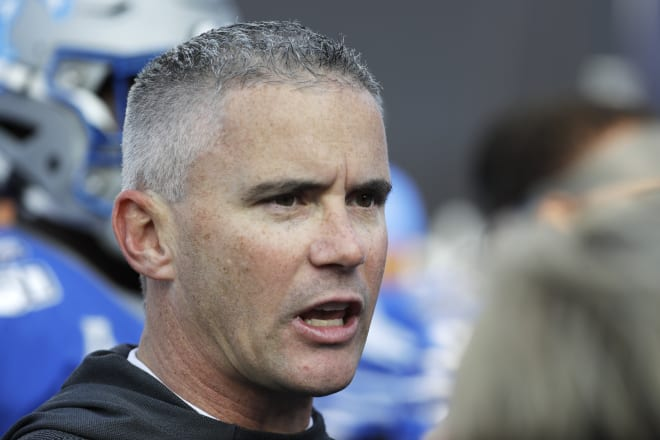 Warchant - Schoffel: Blueprint for Norvell will be succeeding in areas Taggart failed