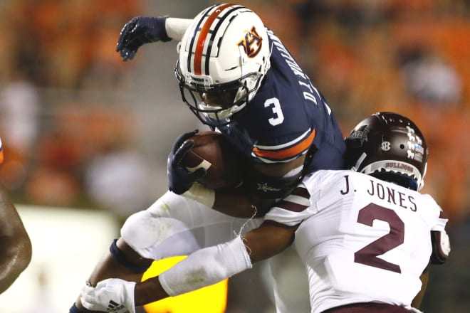 AuburnSports - The moment has arrived for D.J. Williams