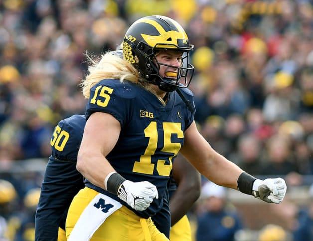 Thewolverine Com Michigan Football S Winovich Wolverines Loss At