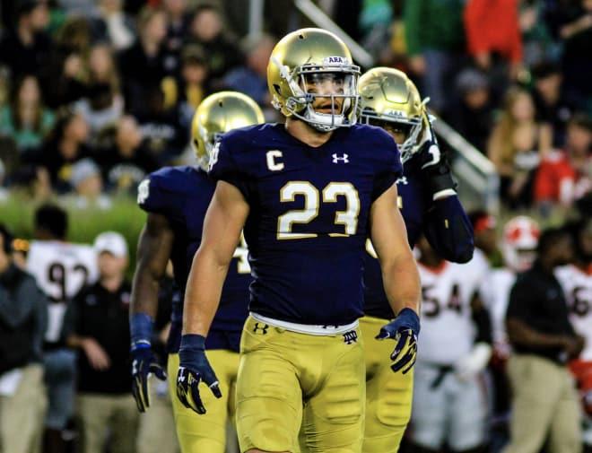 buy online b24cc 840c2 BlueAndGold - 2019 NFL Draft: Reese's Senior Bowl Preview