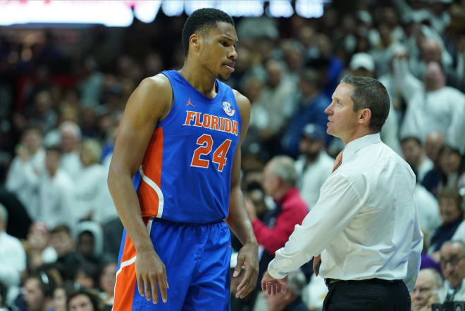 Gators Men's Basketball Comes Alive, Defeats Miami 78-58