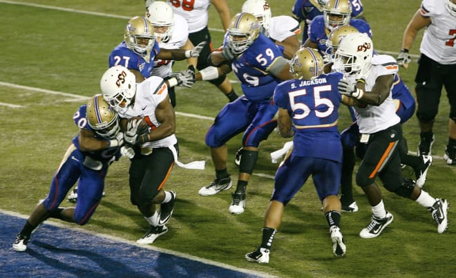OSU last played at Tulsa in 2011, a weather-delayed game that went into the early morning hours.