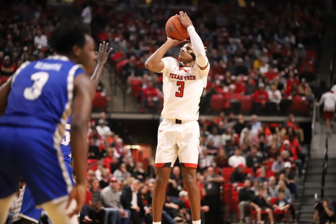 Quickley, Richards Lead #15 Kentucky to Overtime Victory at #18 Texas Tech