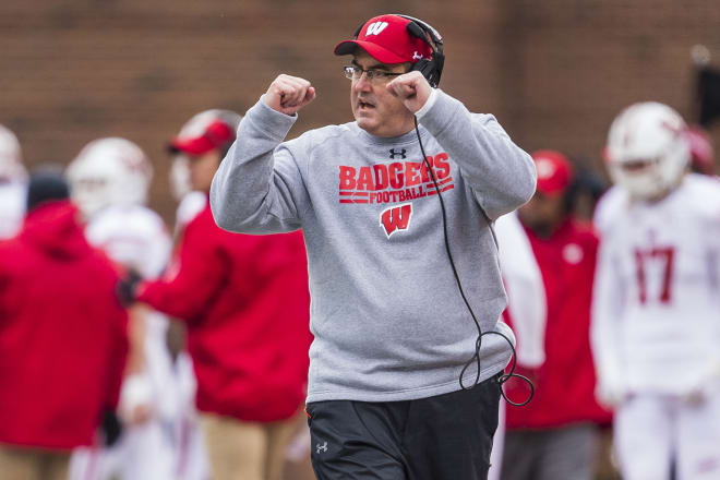 TKR Game Preview: Wisconsin Badgers Preview