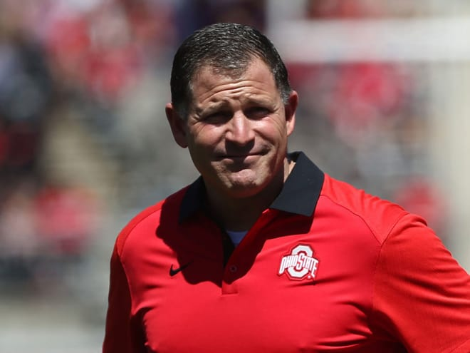 Greg Schiano will not be back at Ohio State as defensive coordinator.