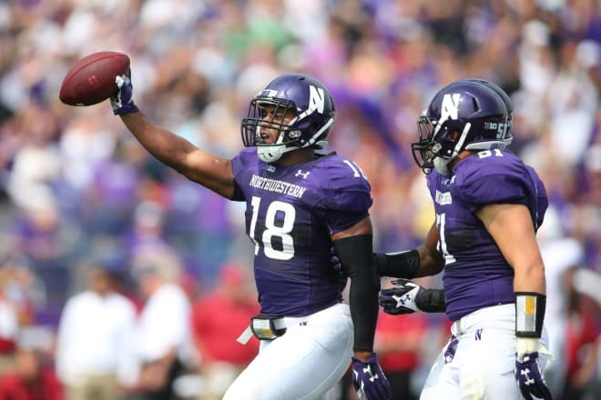 No. 20 Northwestern Will Face Kentucky In Music City Bowl