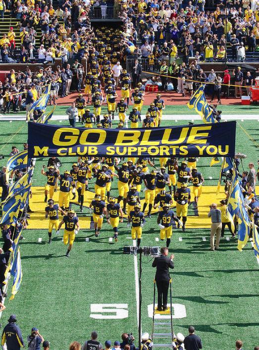 TheWolverine - Michigan Checks In At No. 7 In Preseason AP Poll
