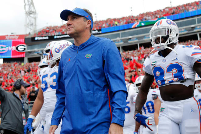 Florida Gators to face MI  in Peach Bowl