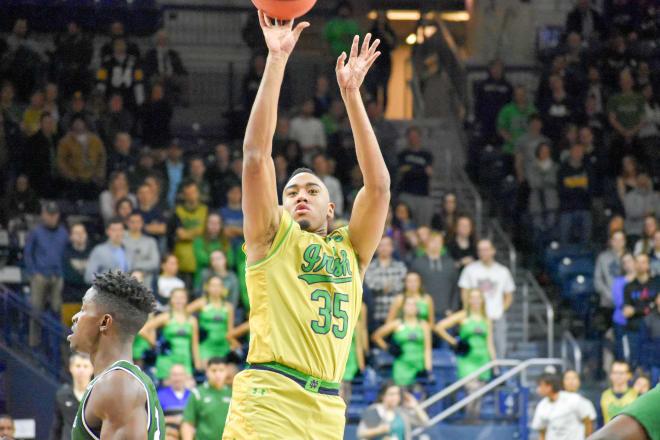 Notre Dame Basketball Recap: Irish Defeat Lions, 86-50
