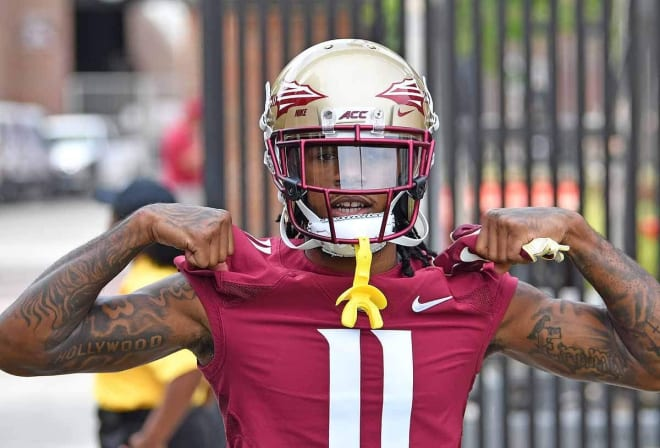 Warchant - Persistence paying off for FSU WR Warren Thompson: 'I'm ready to roll'
