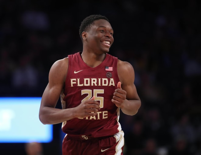 "Mfiondu Kabengele recently won the ACC""s Sixth Man of the Year Award."