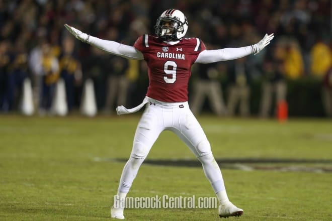Scott Davis: Fearless Domination by the Gamecocks