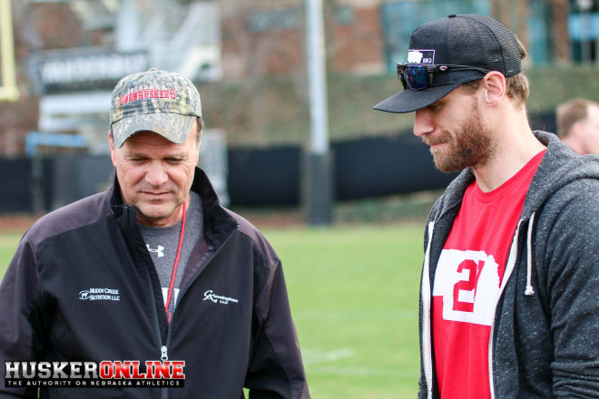 Gerald Foltz and Chase Rice