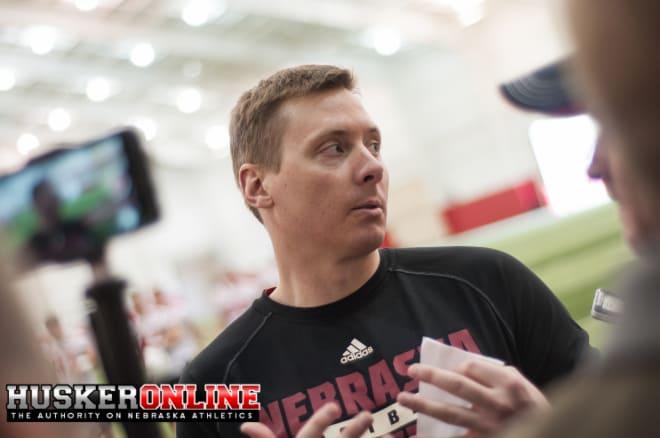 Linebackers Coach Trent Bray