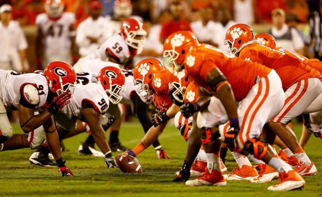 Clemson, Georgia to meet in 2021 opener in Charlotte