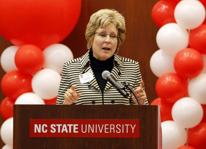 NC State athletic director Debbie Yow has begun a search to hire a new men's basketball head coach for the Wolfpack.