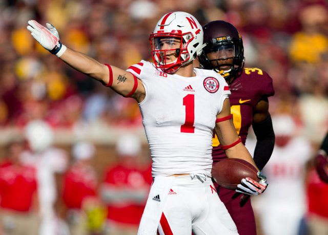 Nebraska will be without one of the best receivers in program history, Jordan Westerkamp.