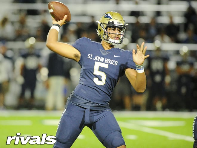 DJ Uiagalelei commits to Clemson as Tigers land top 2020 QB recruit