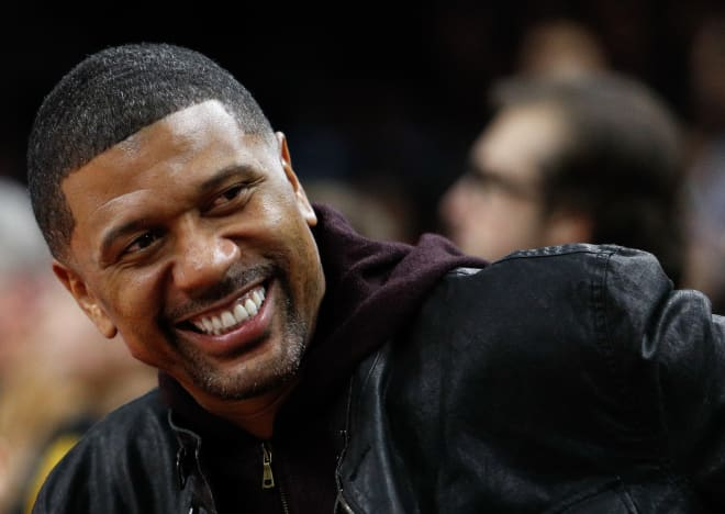 Jalen Rose Believes Juwan Howard Hire Will Reunite Fab Five