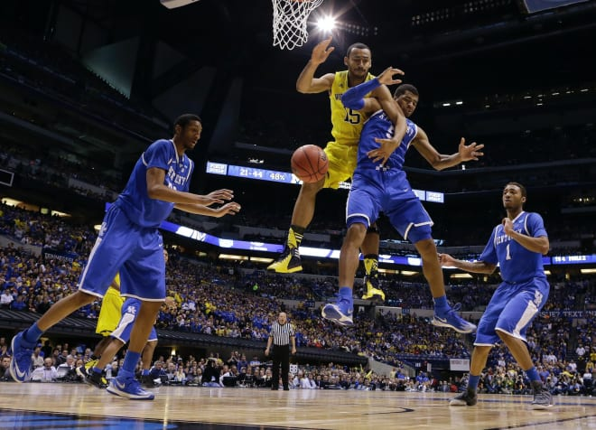 Michigan, Kentucky schedule basketball game in London