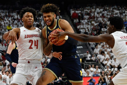 TheWolverine - Michigan Wolverines Basketball: Back To Doing More, Saying Less