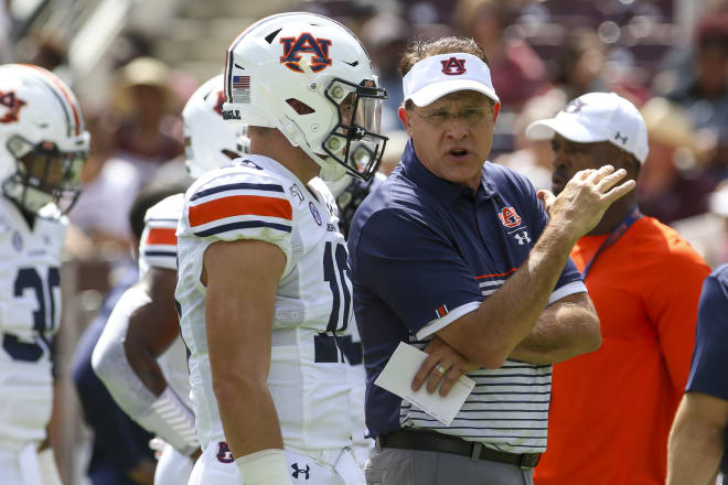 AuburnSports - By the numbers: Where Auburn ranks in SEC, nationally heading into Week 5