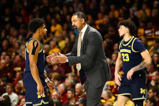Thewolverine Michigan Wolverines Basketball Podcast Tom